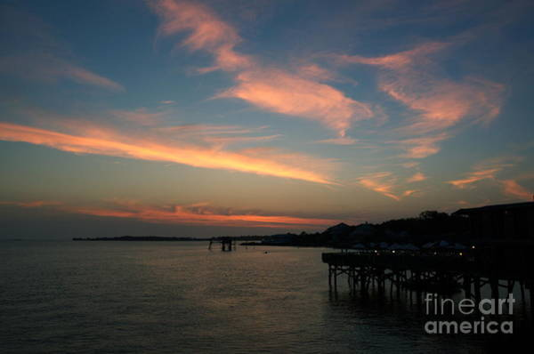 Photograph - Cedar Key Sunset 3 by Kathi Shotwell