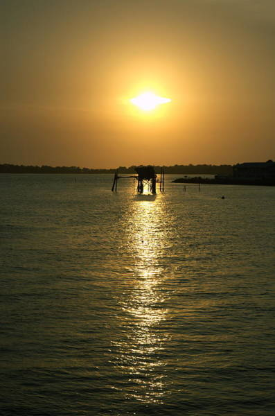 Photograph - Cedar Key Sunset 5 by Kathi Shotwell