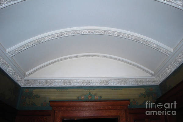 Photograph - Ceiling by Bill Thomson