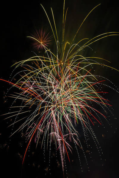 Dazzle Wall Art - Photograph - Celebrating The 4th by Garry Gay
