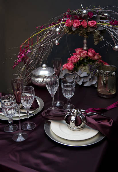 Photograph - Celebration Table by Ariadna De Raadt