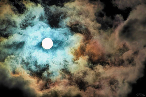 Photograph - Celestial Orb by Dee Browning