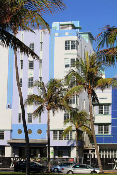 Wall Art - Photograph - Celino Hotel - South Beach by Art Block Collections