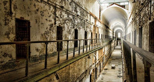 Photograph - Cell Block 7 by Heather Applegate
