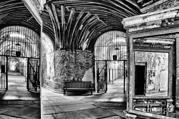 Photograph - Cell Block Hub by Paul W Faust - Impressions of Light