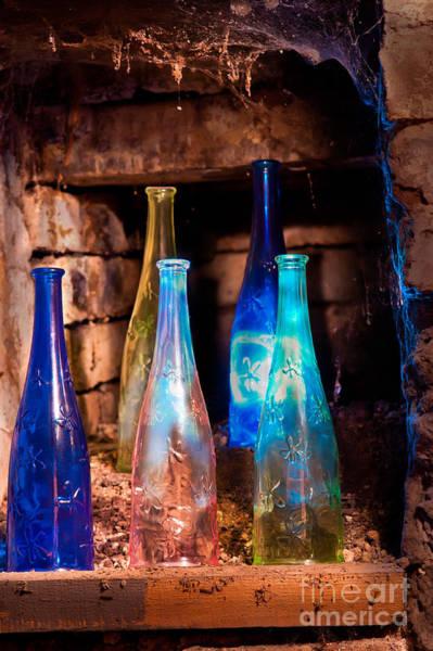 Cellar Digital Art - Cellar Surprise by Donald Davis