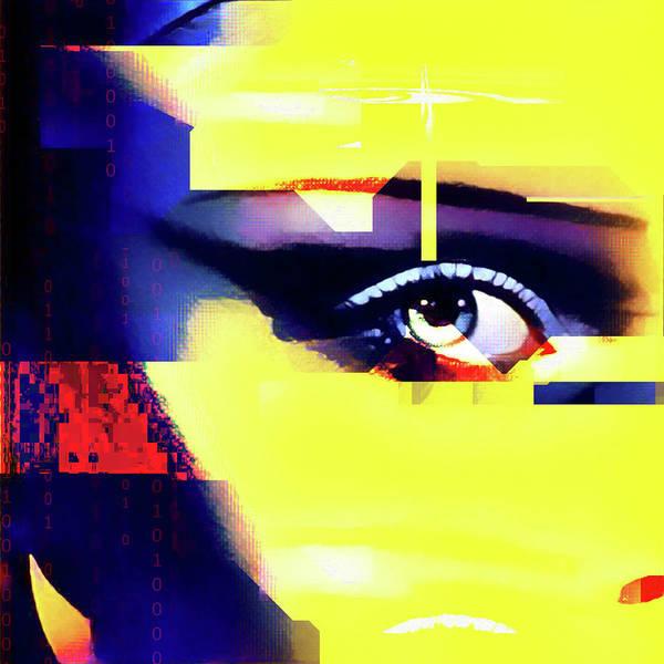 Striking Wall Art - Photograph - Cellmate 0091 by Carol Leigh