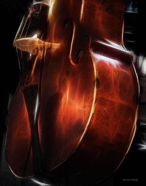 Photograph - Cello by Coleman Mattingly