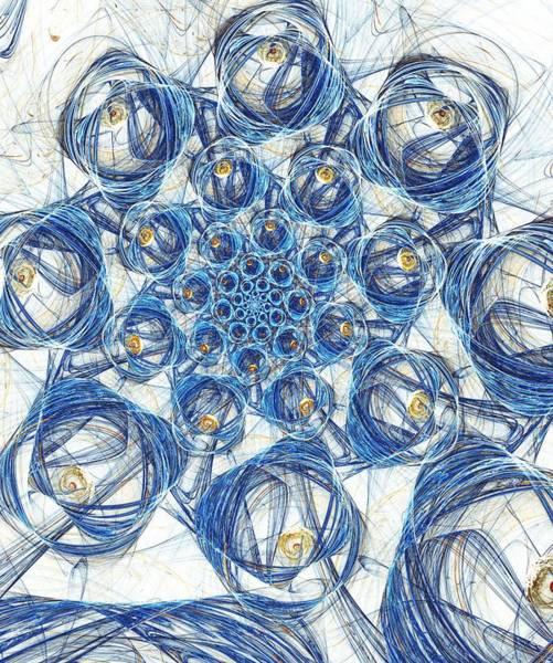 Digital Art - Cells by Anastasiya Malakhova