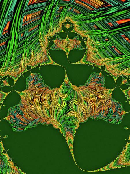 Digital Art - Celtic Butterfly by Susan Maxwell Schmidt
