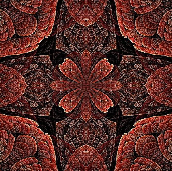 Digital Art - Celtic Compass by Doug Morgan