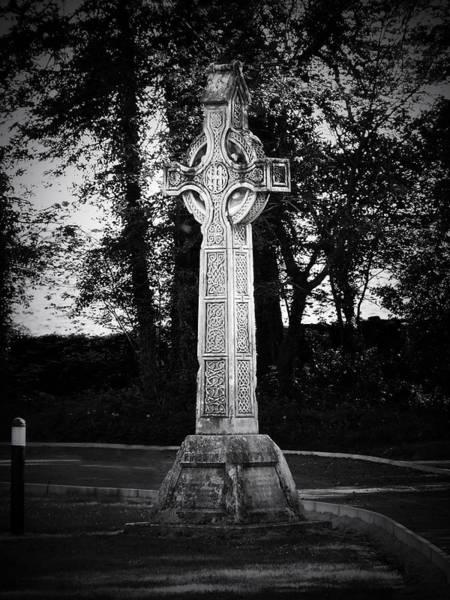 Wall Art - Photograph - Celtic Cross In Killarney Ireland by Teresa Mucha