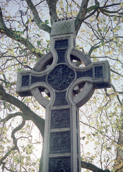 Photograph - Celtic Cross by Kenneth Campbell