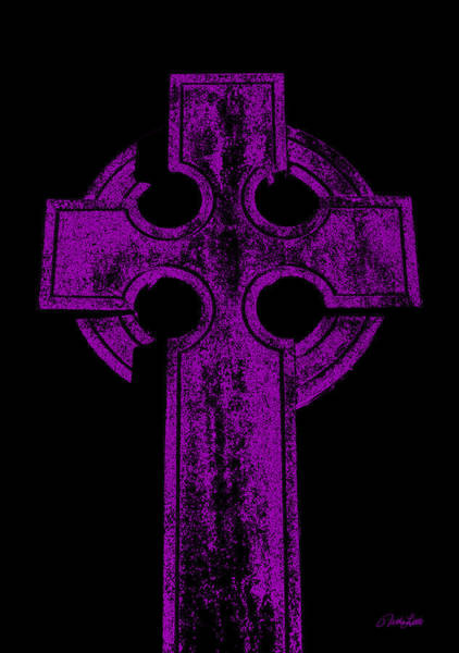 Photograph - Celtic Cross by Nathan Little