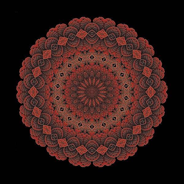 Digital Art - Celtic Doily by Doug Morgan