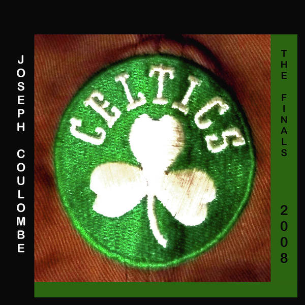 Digital Art - Celtic Finals 2008 by Joseph Coulombe