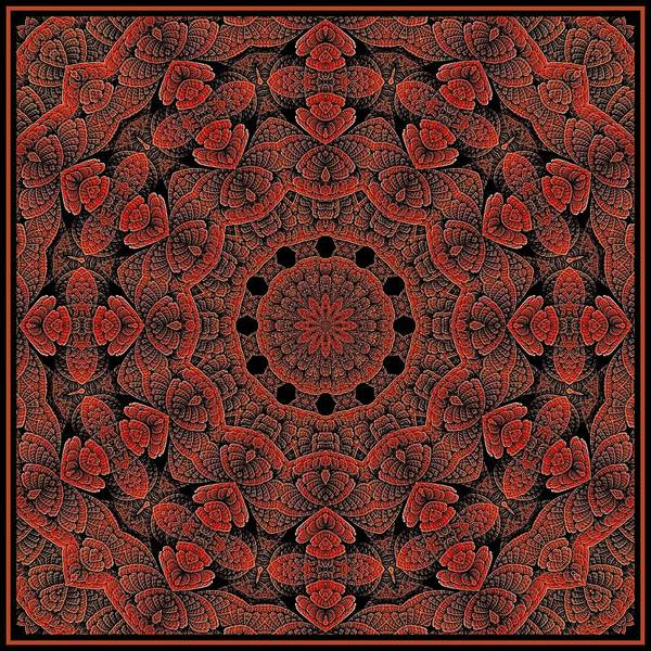 Digital Art - Celtic Key Tile  by Doug Morgan