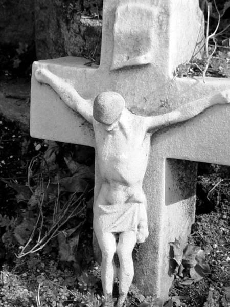 Photograph - Cemetery 2 by Anita Burgermeister