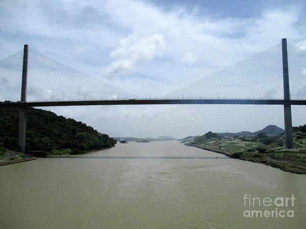 Centennial Bridge Photograph - Centennial Bridge 6 by Randall Weidner