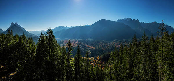 Index Photograph - Central Cascades 2 by Pelo Blanco Photo
