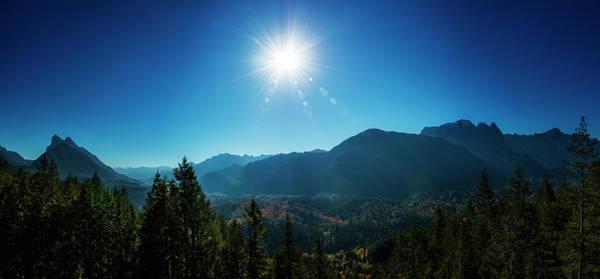 Index Photograph - Central Cascades by Pelo Blanco Photo