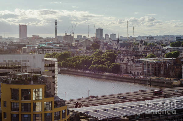 Photograph - Central London by Perry Rodriguez