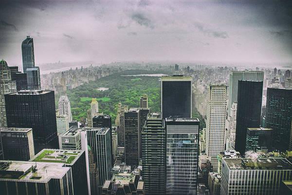 Wall Art - Photograph - Central Park Living by Martin Newman