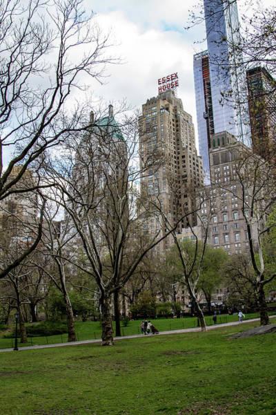Photograph - Central Park by Robert J Caputo