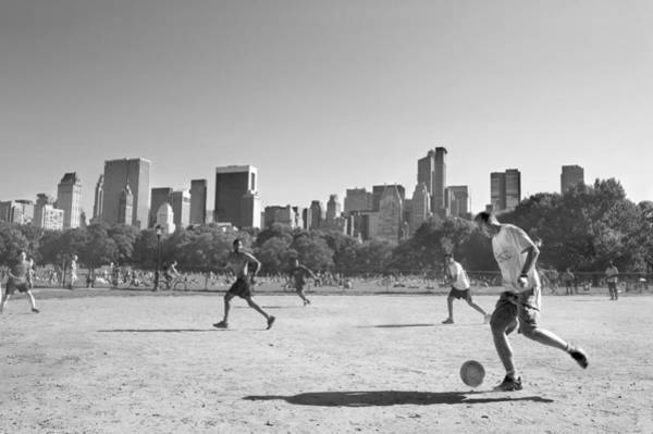 Central Photograph - Central Park by Robert Lacy