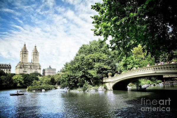 Photograph - Central Park by Scott Kemper
