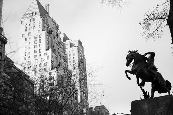 Wall Art - Photograph - Central Park South by Jimmy Taaffe