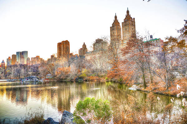 Wall Art - Photograph - Central Park West 3 by Randy Aveille