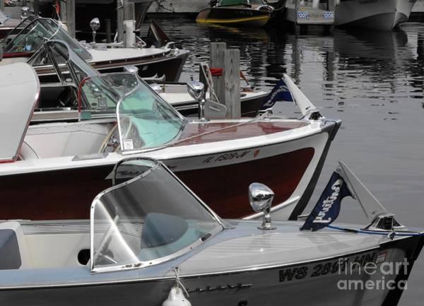 Wall Art - Photograph - Century Boats by Neil Zimmerman