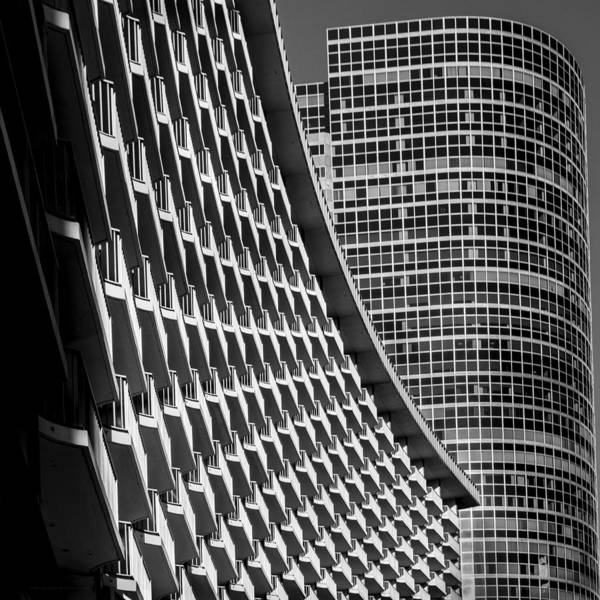 Photograph - Century Plaza Hotel by Denise Dube