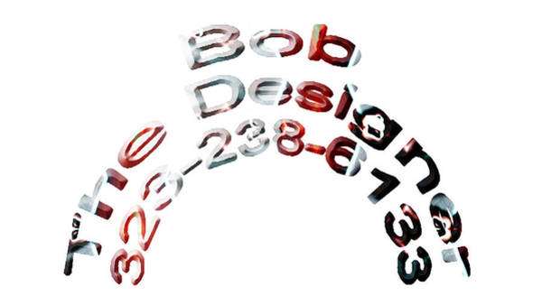Robbie Digital Art - Cerritos Web And Graphic Design 323-238-6133 by Robbie Commerce