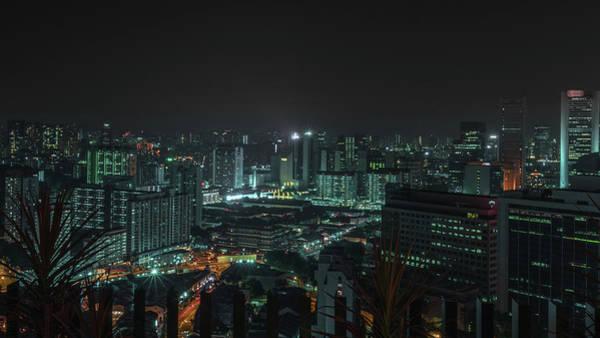 Photograph - Cerulean Views by Nisah Cheatham