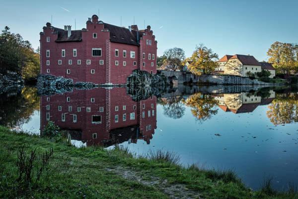 Photograph - Cervena Lhota Castle #2 - Czechia by Stuart Litoff
