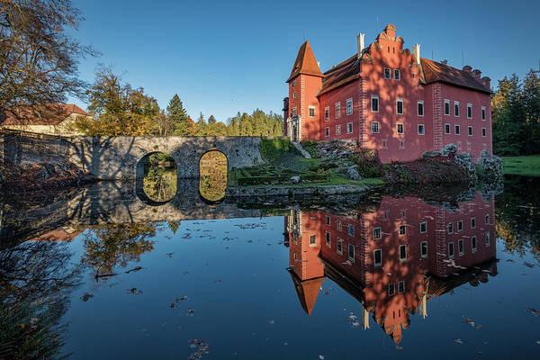 Photograph - Cervena Lhota Castle - Czechia by Stuart Litoff