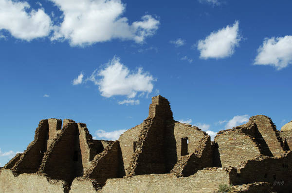 Photograph - Chaco Ruins I by David Gordon