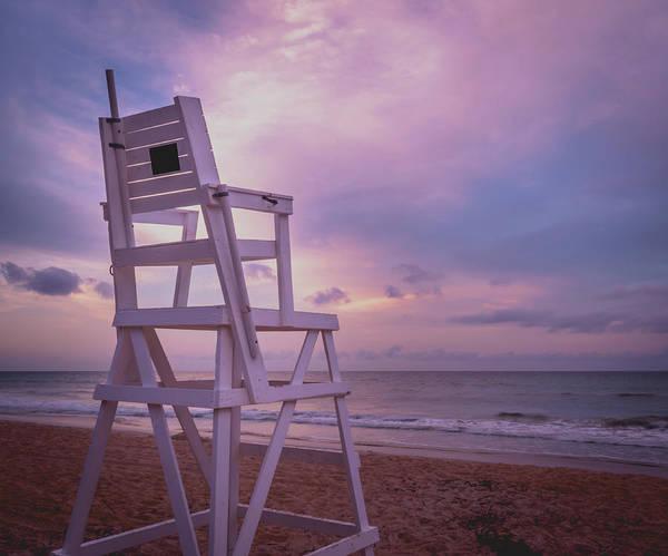 Flagler Photograph - Chair by Shawn Foley