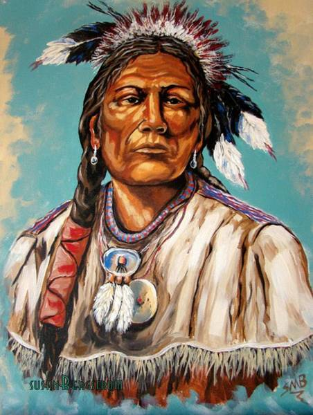 Bergstrom Painting - Chairman Of The Board by Susan Bergstrom