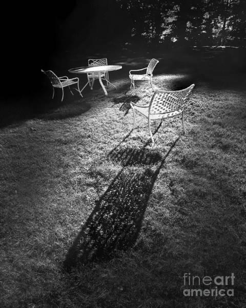 Wall Art - Photograph - Chairs by Aneta  Berghane