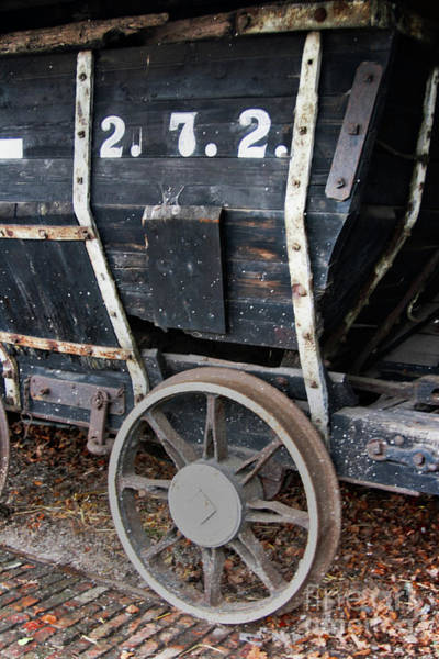 Photograph - Chaldron Wagon Art by Doc Braham