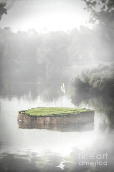 Wall Art - Photograph - Challenging Hole In One by Jt PhotoDesign