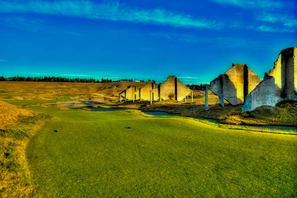Photograph - Chambers Bay #18 - The Quarry by David Patterson