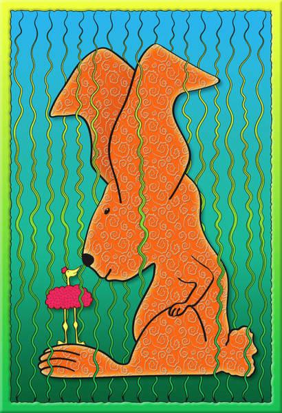 Digital Art - Chance Encounter by Becky Titus