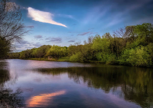 Photograph - Chandler Lagoon by Gaylon Yancy