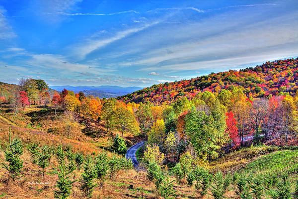 Photograph - Change Of The Seasons by Dale R Carlson