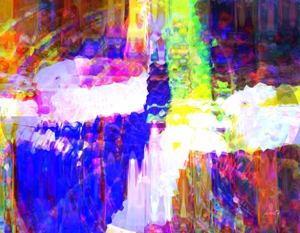 Wall Art - Mixed Media - Changing Color by Fania Simon