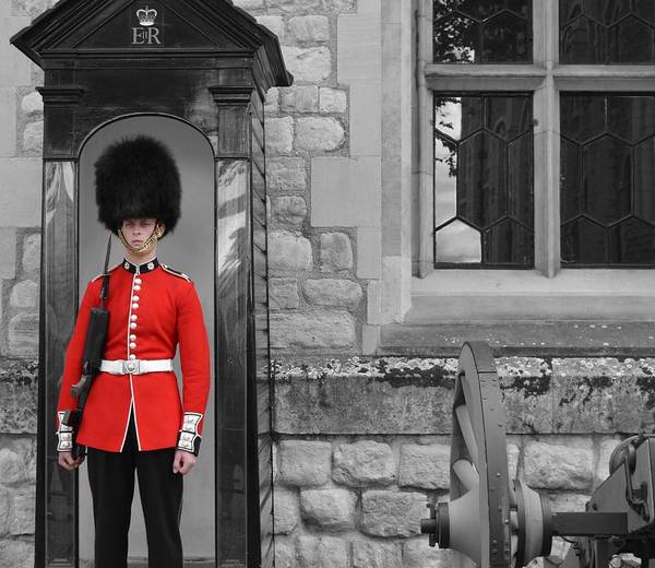 Photograph - Changing Of The Guard by Chris Alberding
